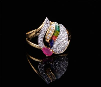 Diamond Ring DR0011