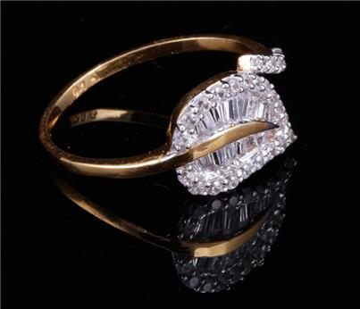 Diamond Ring DR0036